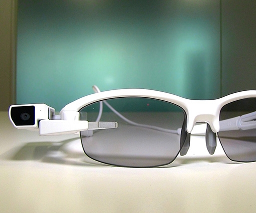Hands-on with Sony's latest smartglasses
