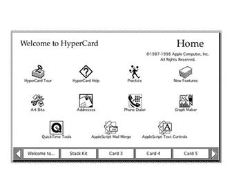 How Apple's HyperCard inspired a generation of developers