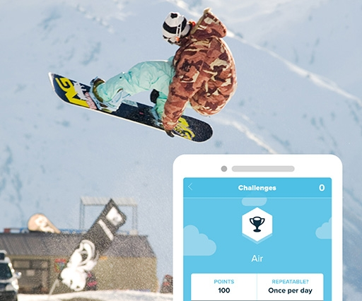 How WMAS designed the world's most fun snowboarding app