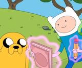 This Adventure Time app for iPad & iPhone lets you design your own game with a real pen and paper