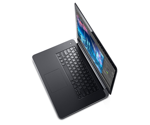 Dell's new Precision M3800 laptop has a 4K screen, Thunderbolt