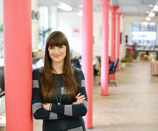 Interview: Lauren Currie aims to help design students bridge skills gap