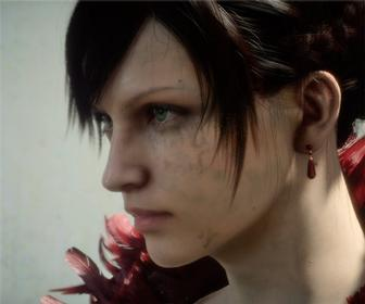 Square Enix's live game demo shows an emotional CG character who goes beyond the Uncanny Valley