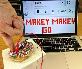 This £12 stick turns anything into a button – including doughnuts and jelly