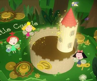 Ben & Holly's Game of Thrones titles spoof is delightfully silly