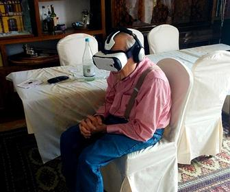 How I used the Samsung GearVR to introduce people to VR (including my grandpa)