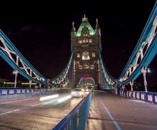 See 24 hours in London with Paul Richardson's hyperlapse tour