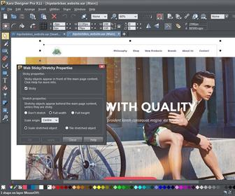 Xara Designer Pro X11 offers digital, print and web design in one app