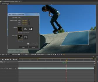New approach to automated camera tracking in After Effects from fayteq