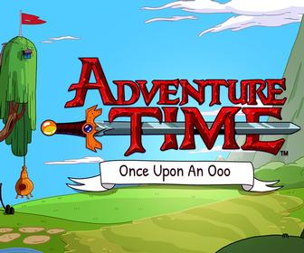 New Adventure Time series promoted by online 'choose your own adventure'