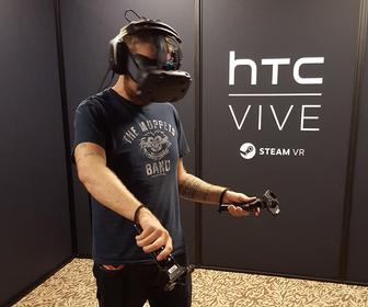 Why the HTC Vive is still the best VR headset on the horizon