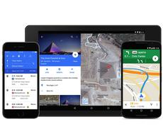 Google Maps for web gets a Material Design-inspired makeover