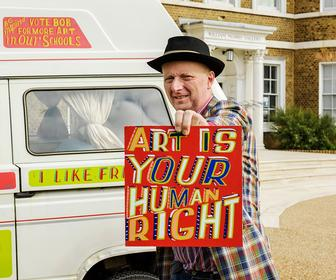 Bob and Roberta Smith: how the Tories are killing art and design in schools – and what you can do about it