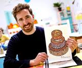 How Great Sport Relief Bake Off illustrator Tom Hovey draws the cakes the contestants wish they could make