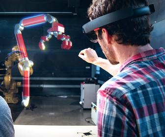 Autodesk will bring your digital designs into the real world with Microsoft's HoloLens