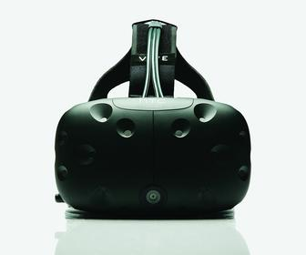 Hands on with redesigned HTC Vive Pre VR headset, with a Matrix-like front camera