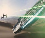 Star Wars: The Force Awakens wins VFX BAFTA 2016 – see a VFX breakdown of how it was made
