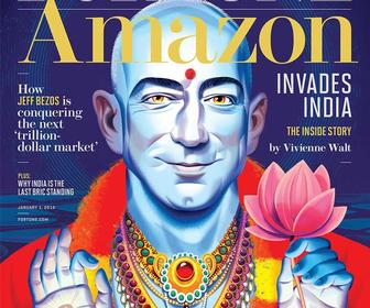Fortune magazine apologises for 'offensive' cover illustration