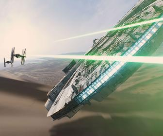 Learn how ILM created Star Wars' visual effects