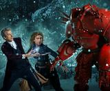 Doctor Who VFX: How Axis created bodiless heads and crashing spaceships for the Christmas episode