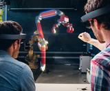Microsoft leak shows how its HoloLens AR headset could help creatives