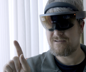 HoloLens hands-on review: we try games and apps on the HoloLens Development Edition