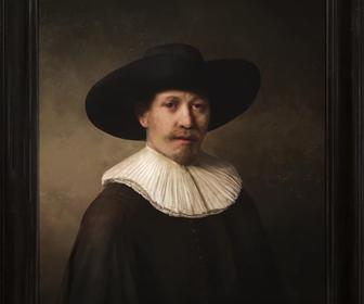 AI has 3D printed a brand-new Rembrandt, and it's shockingly good