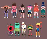How Toca Boca designed the characters, UX and gameplay for Toca Dance