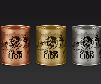 Canned Lions is a witty charity project where you might win an actual Cannes Lion