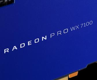 AMD's low-cost Radeon Pro WX graphics cards arrive this week for as little as £320/$399