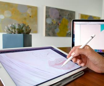 This amazing app turns your iPad Pro into a Cintiq