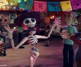 Bent Image Lab create humorous Day of the Dead stop-motion animations