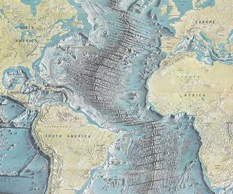 See maps of war, social movement & Middle Earth from the British Library's new exhibition