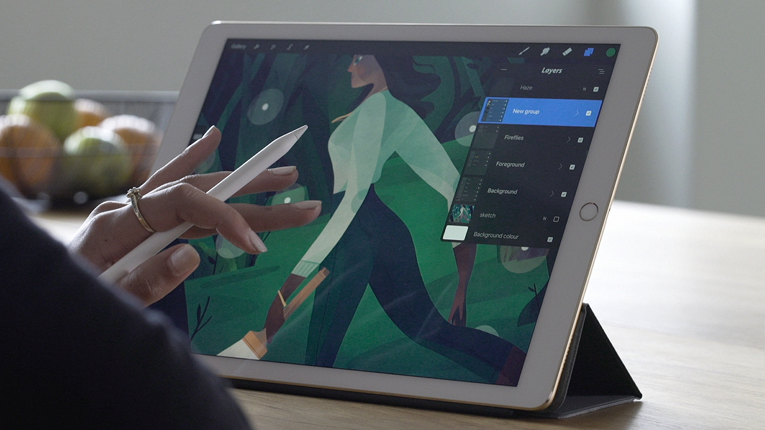 Procreate 3.2 out now: Record live videos, improve Layer workflow, larger brush sizes & more