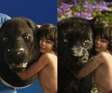 How the 2017 Oscar-winning VFX of The Jungle Book were created