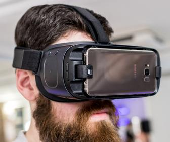 Samsung's beautifully designed Galaxy S8 makes for better VR experiences too
