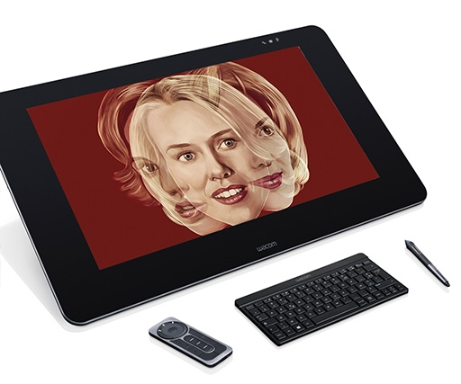 Wacom's next Cintiq will have a huge 32-inch screen