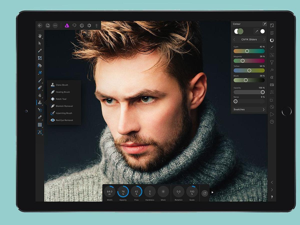 Best photo editing apps for ipad features digital arts