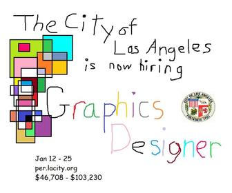 Why this awful City of Los Angeles job ad for a graphic designer is actually brilliant
