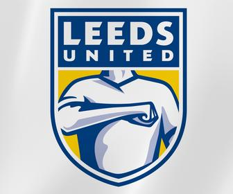 Leeds United asks supporters to help redesign the football club's crest after massive backlash