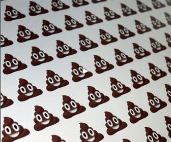 How illustrator Seb Lester drawing a poo emoji went viral to over 500,000 people