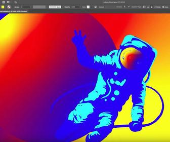 There's a new Gradient tool coming to Adobe Illustrator