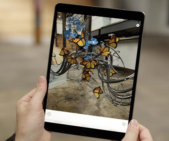 Adobe shares more details on building AR experiences using Photoshop, Dimension and the new Project Aero