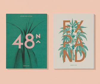This slick female-led branding for cannabis infusions walks a fine line with no rule book