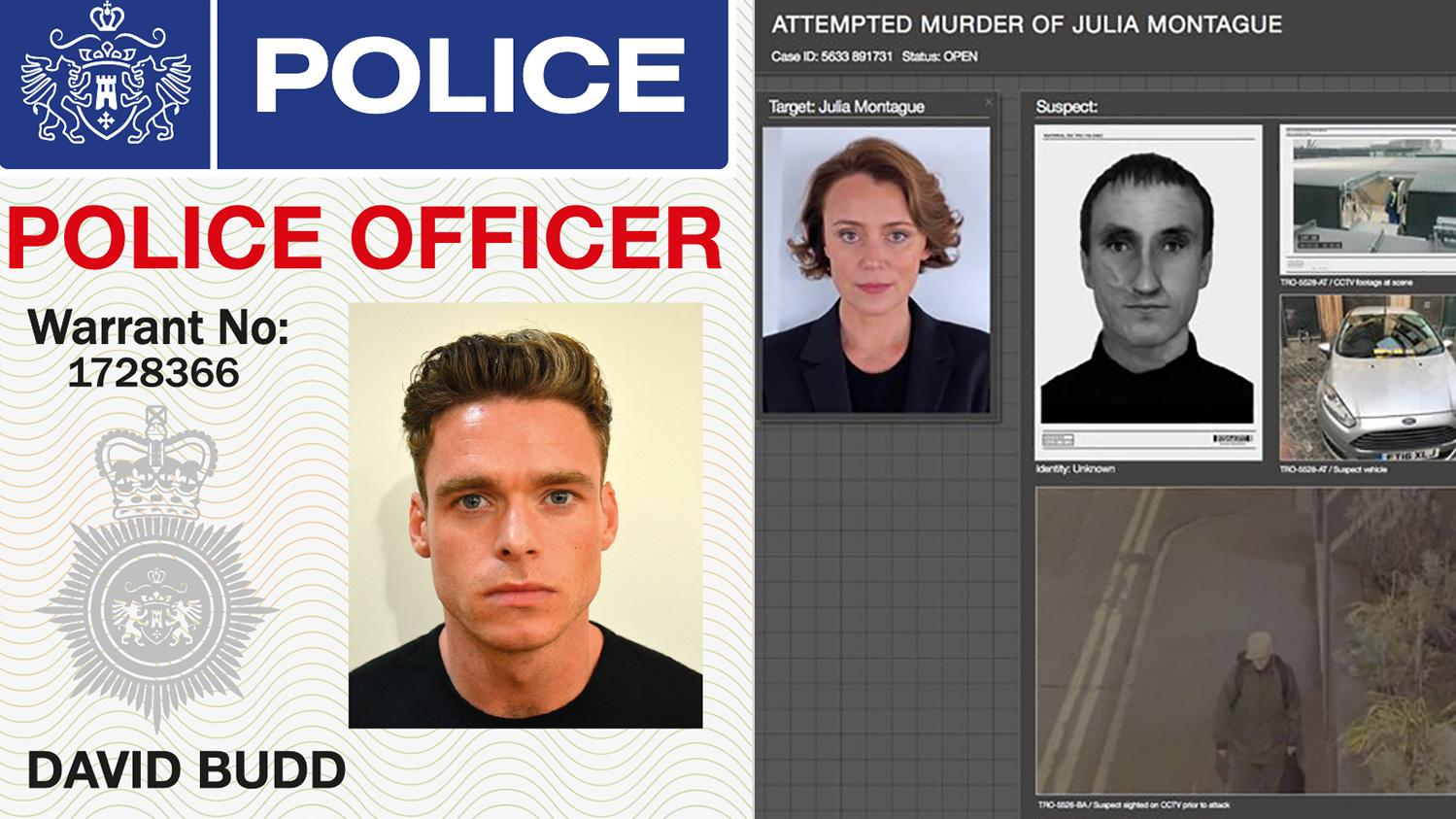 How designers created the world of smash hit drama Bodyguard