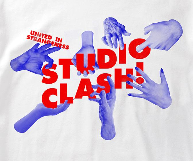 Say hello to Studio Clash, the Swiss design outfit run by displaced peoples