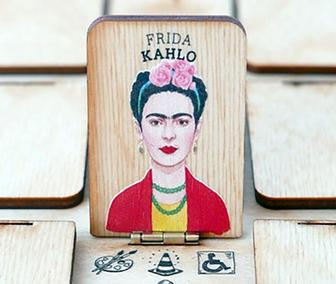 Female pioneers are honoured with brilliant portraits for a new spin on Guess Who