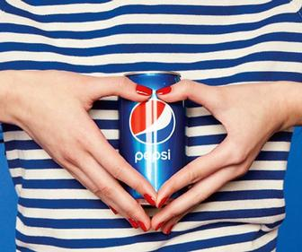 Pepsi unveils a love-fuelled rebrand for 2019