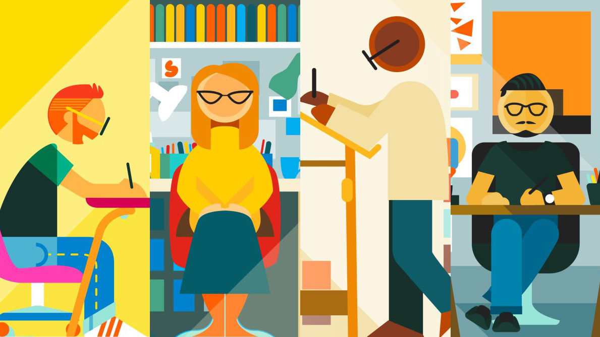 Majority of illustrators still don't earn enough to live from - and it's affecting their mental health, new survey shows