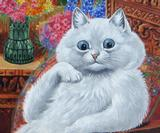 100 years before cats conquered the internet, Louis Wain built a whole cat world